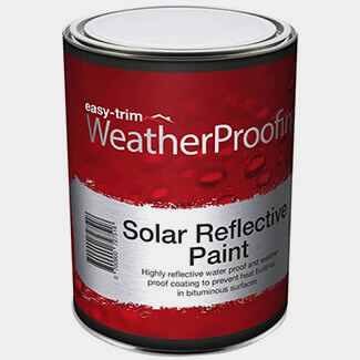 Easy Trim Easy Proof Solar Reflective Paint 25LTR