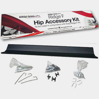 Easy Trim Ridge F Hip Accessory Kit