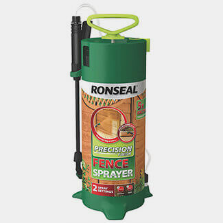 Ronseal Precision Fence Sprayer 5L