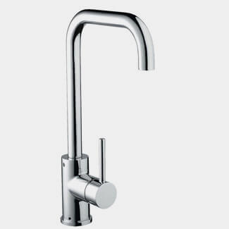 Bristan Lemon Monobloc Sink Mixer Tap With EasyFit Base