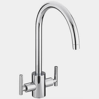 Bristan Artisan Kitchen Sink Mixer Tap With EasyFit Base
