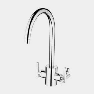 Bristan Artisan Kitchen Sink Mixer Tap With Filter