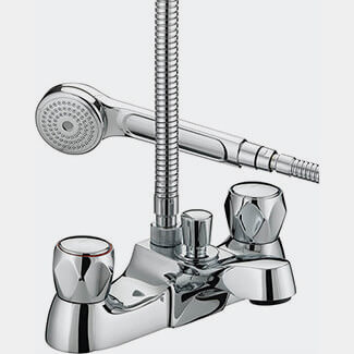 Bristan Value Club Luxury Bath Shower Mixer Tap