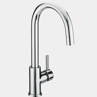 Bristan Prism Monobloc Kitchen Sink Mixer Tap