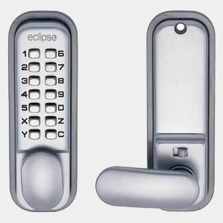 Frisco Digital Number And Letter Door Lock With Hold Back