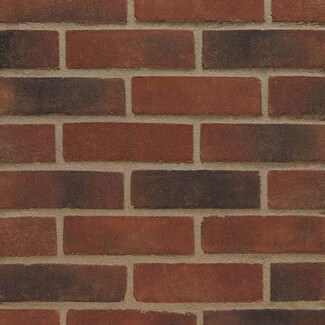 Wienerberger 65mm New Gilt Red Multi Stock Facing Bricks - Sold Per Pallet
