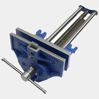 Irwin Record 270mm Woodworking Vice With Quick Release And Dog