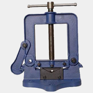 Irwin Hinged Pipe Vice 1-8 - 6 Inch
