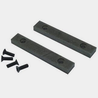Irwin Record PT.D Pair Jaw Plates And Screws For 84-34