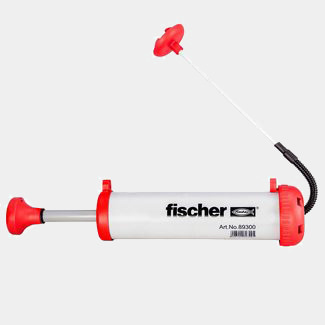 Fischer Blow-Out Pump ABG For The Manual Drill Hole Cleaning
