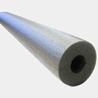 Climaflex Pipe Insulation 28mm Diameter x 25mm Thick x 2m Length