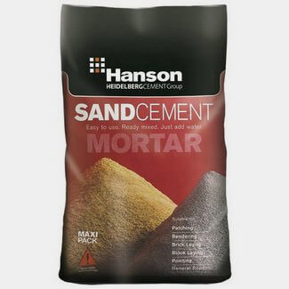 Hanson Sand and Cement Mortar 25Kg