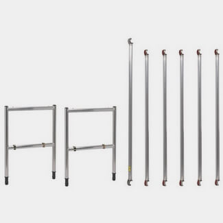 Youngman Access Tower Minimax Guardrail Pack