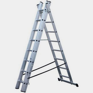 Youngman Combi 100 2.5m 4 Way Combination Ladder
