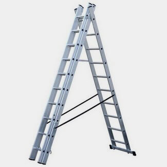 Youngman Combi 100 3m 4 Way Combination Ladder
