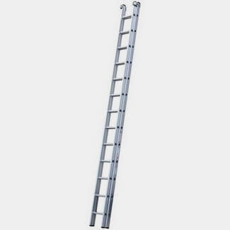 Youngman DIY 100 2 Section Extension Ladder 3.95m