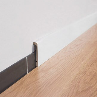 Quick-Step 2.4m Pain Skirting Board Cover