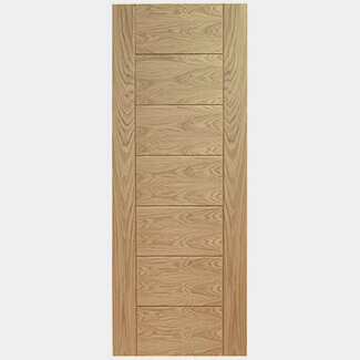XL Joinery Palermo Internal Oak Door - Various Sizes Available