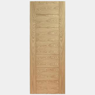XL Joinery Palermo Pre-Finished Internal Oak Door - Various Sizes Available