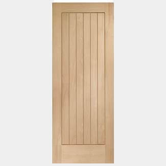 XL Joinery Suffolk Pre-Finished Internal Oak Door - More Sizes Available