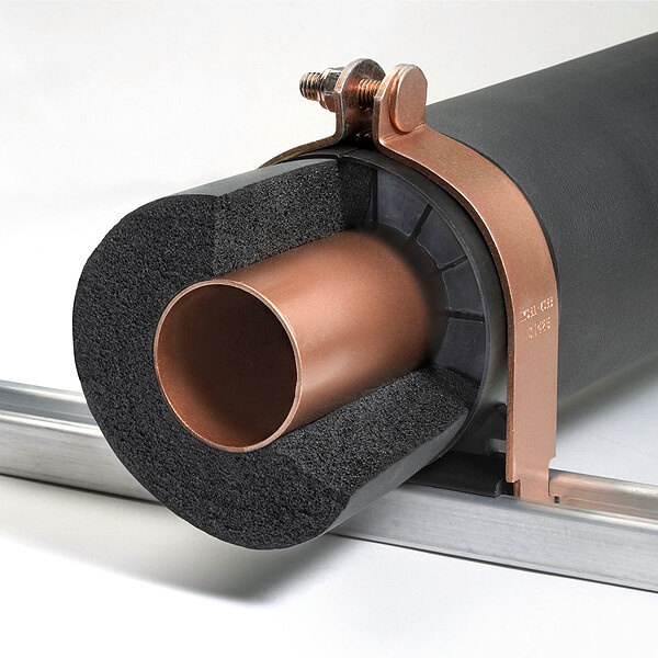 Copper Pipes & Insulation | Buildworld