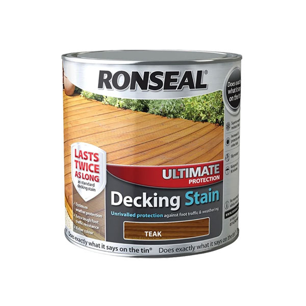 Decking Stain & Oil